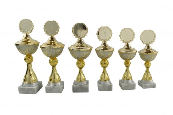 Pokal Herzog SA558 in 6 Größen Lieferbar