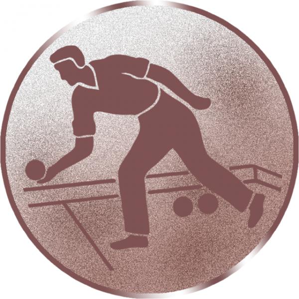 Kegeln & Bowlen Emblem G13C