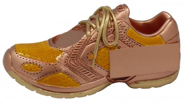 Die neue Lauftrophäe Francesca Bronze - Orange