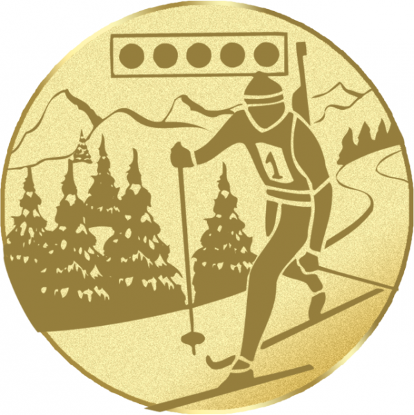 Wintersport Emblem G36I