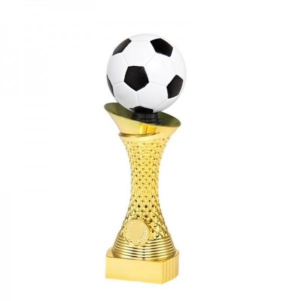 3er Serie Fußballständer Gold TB33