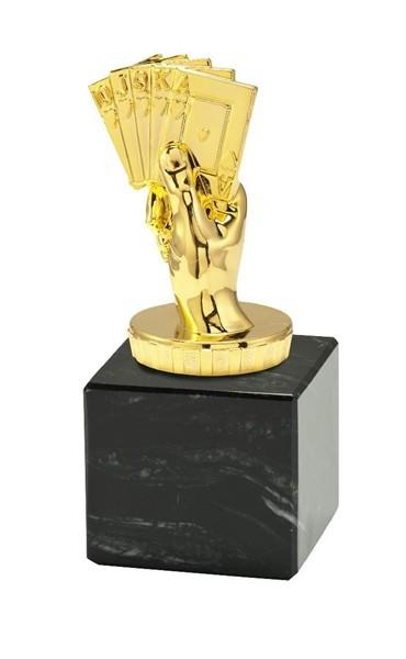 Kunststoff - Figur in Gold PF.100.18