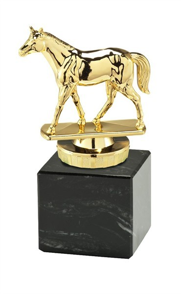 Kunststoff - Figur in Gold PF100.46