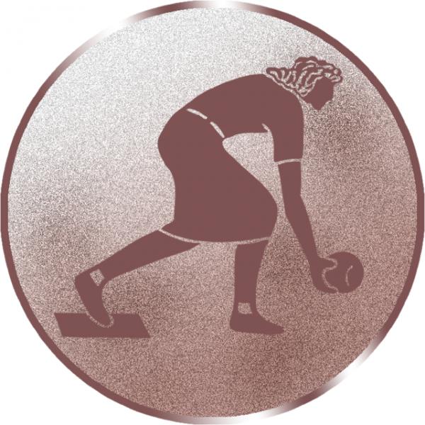 Kegeln & Bowlen Emblem G11G