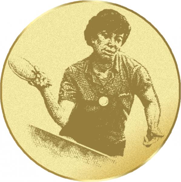 Tischtennis Emblem G23B