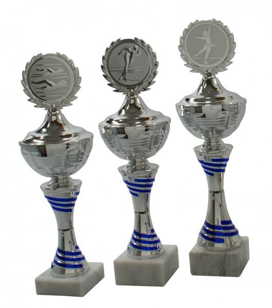 3er Pokalserie mit Deckel SA632