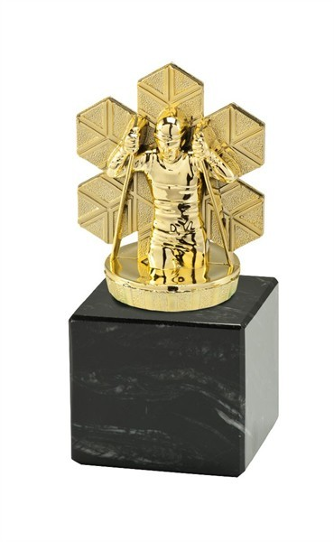 Kunststoff - Figur in Gold PF100.45