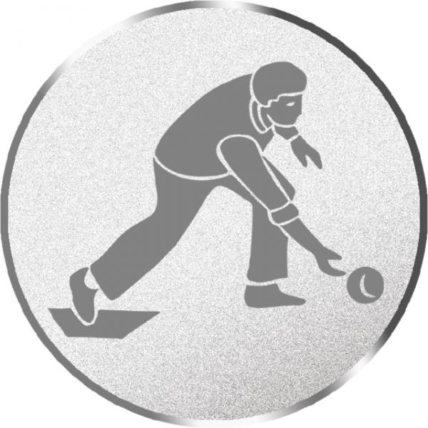 Kegeln & Bowlen Emblem G12G