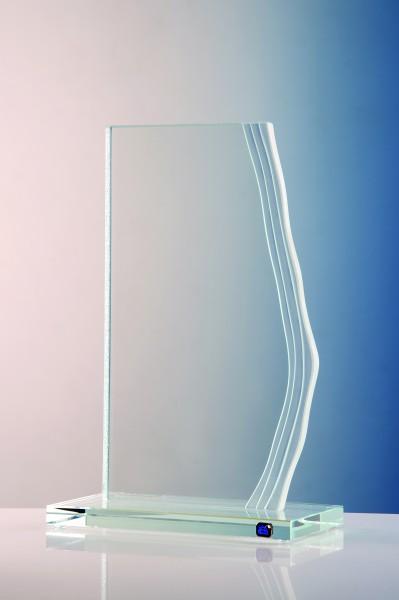 Glaspokal A125 in 3 Größen Lieferbar