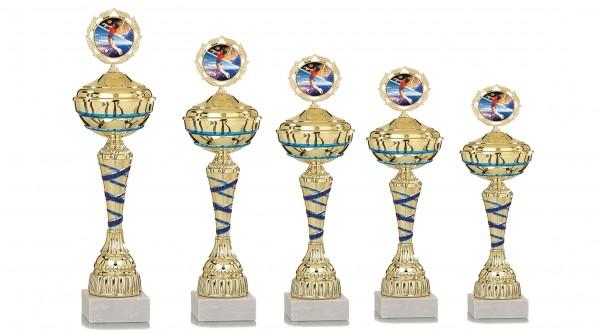 5er Pokalserie Pokale sind auch Einzel Bestellbar