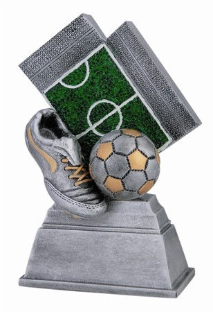 "Fußballtrophäe ""Fußballfeld"" RE.007.A"