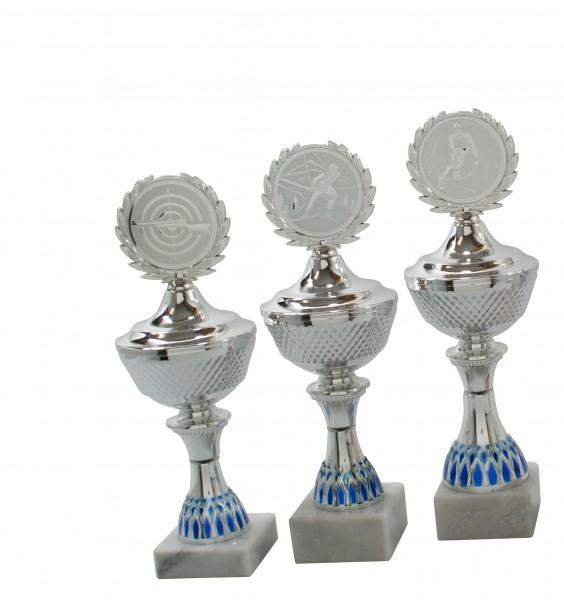 3er Pokalserie mit Deckel SA621