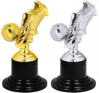 Kunststoff - Figur in Gold oder Silber A2