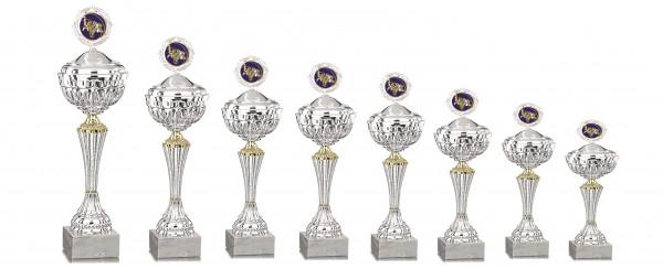 8er Pokalserie Pokale sind auch Einzel Bestellbar