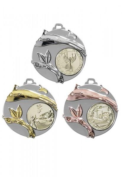 Medaille 50mm Emblem L = 25mm 074.D-L