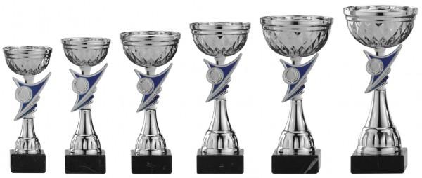6er Pokalserie ohne Deckel Pokale sind auch Einzel Bestellbar
