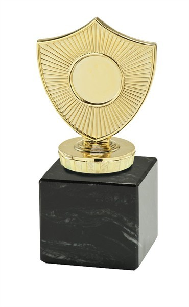Kunststoff - Figur in Gold PF100.43
