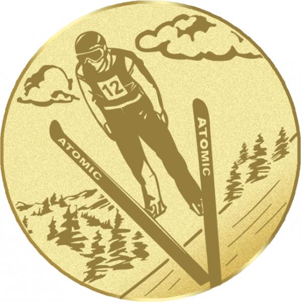 Wintersport Emblem G34I