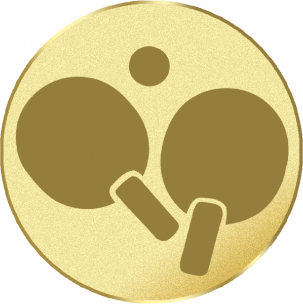 Tischtennis Emblem G6E