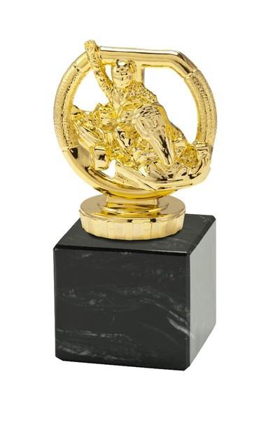 Kunststoff - Figur in Gold PF.100.20