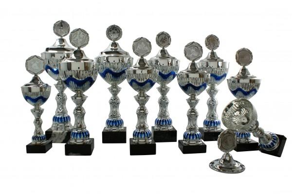 10er Pokalserie mit Deckel SA40