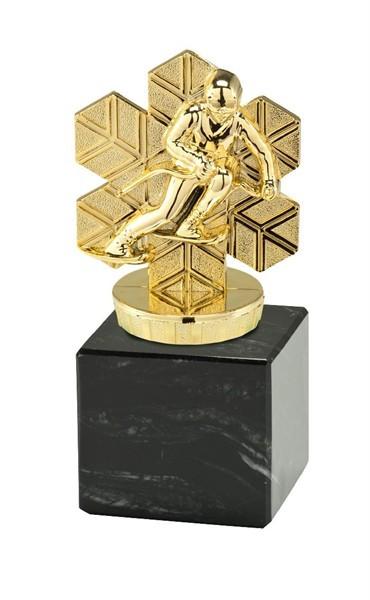 Kunststoff - Figur in GoldPF100.44