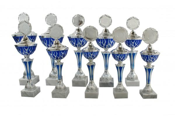 10er Pokalserie mit Deckel SA530