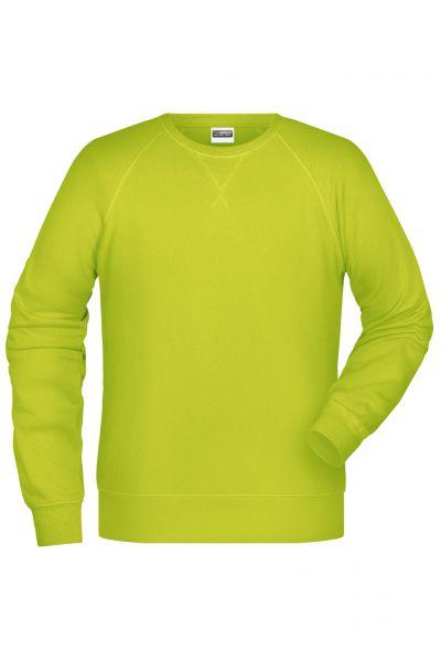 Klassiches Sweatshirt Lieferbar in 23 Farben u. 8 Größen