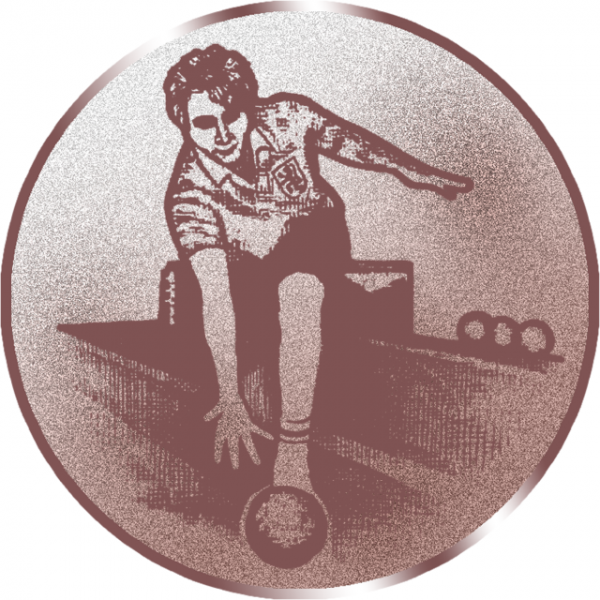 Kegeln & Bowlen Emblem G30D