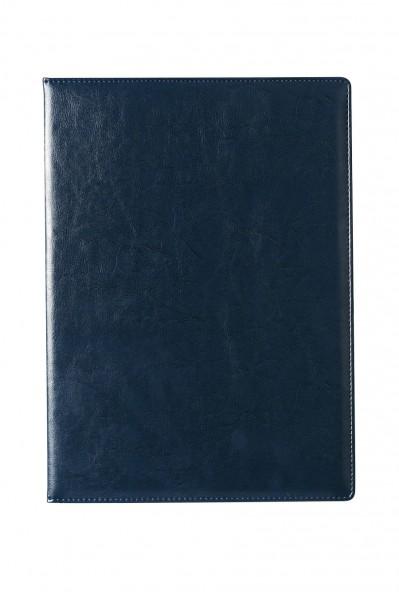 Urkundenmappe Blau