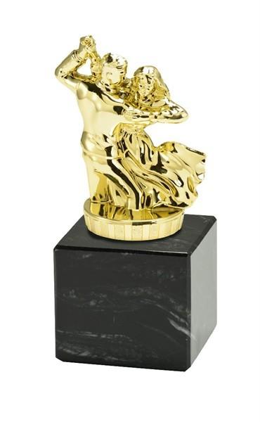 Kunststoff - Figur in Gold PF.10039