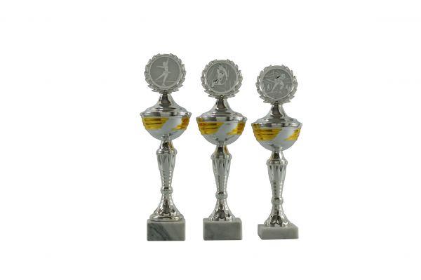 3er Serie SA677 Silber/Gold