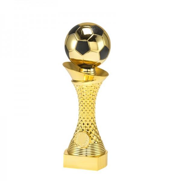 3er Serie Fußballständer Gold TB1
