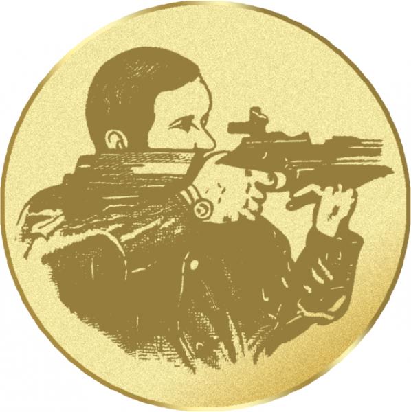 Schießsport Emblem G24A