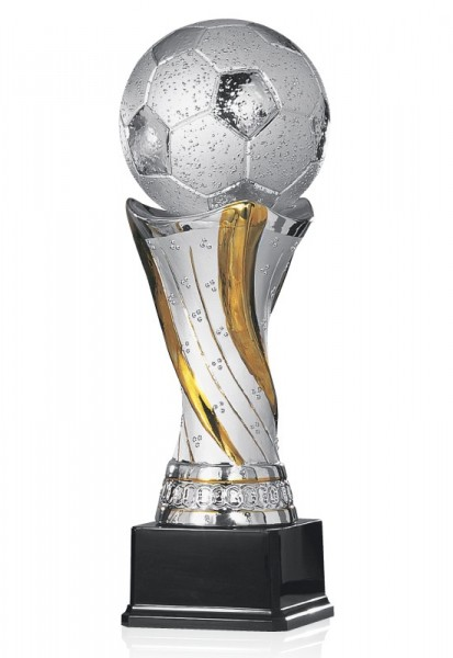 5er Serie Fußballtrophäe - Keramik 100.01