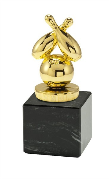 Kunststoff - Figur in Gold PF.10040