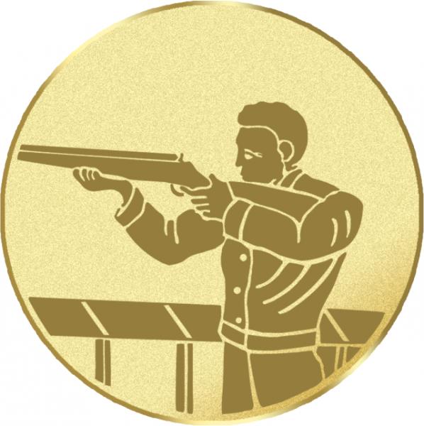 Schießsport Emblem G34A