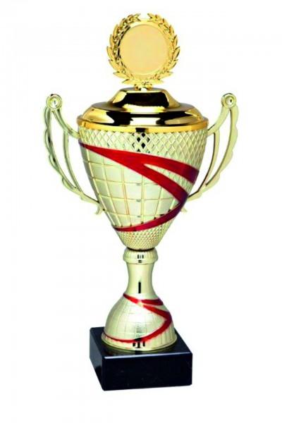 Pokal Helau mit Deckel ET363 in 6 Größen Lieferbar