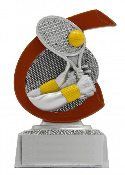 Tennis Trophäe FG263c