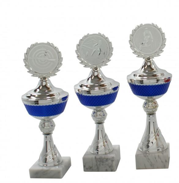 3er Pokalserie mit Deckel SA625