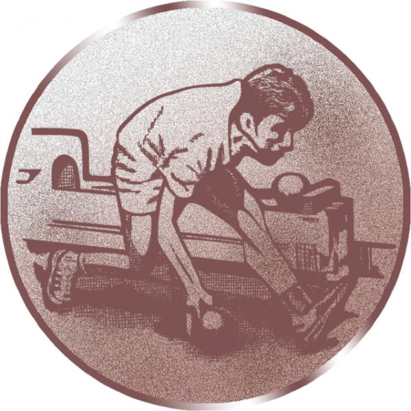 Kegeln & Bowlen Emblem G22B