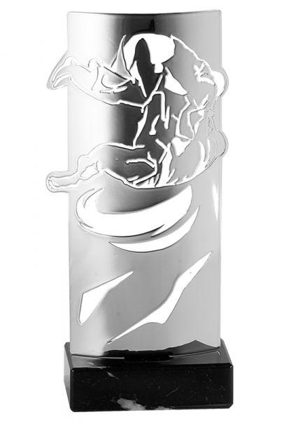 Apollo LASERTROPHÄE aus Metall in 2 Größen Lieferbar