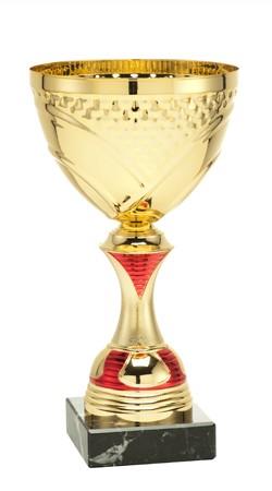 """Pokal """"Freiburg inkl. Deckel in 5 Größen Lieferbar"""